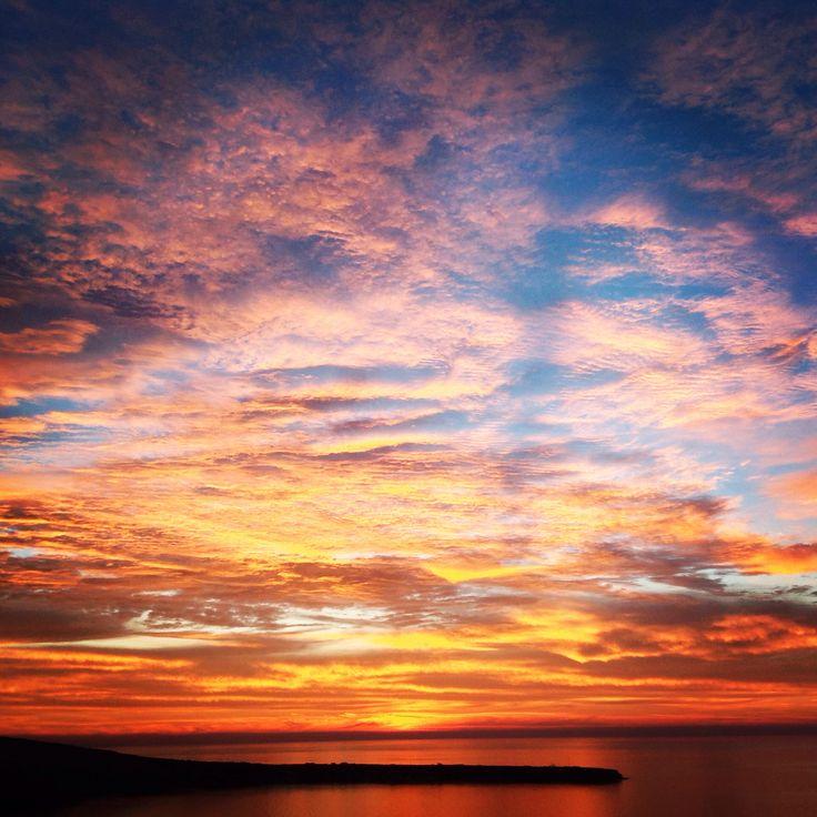 Santorini's Dream Sunsets ! ( October 29, 2013 )