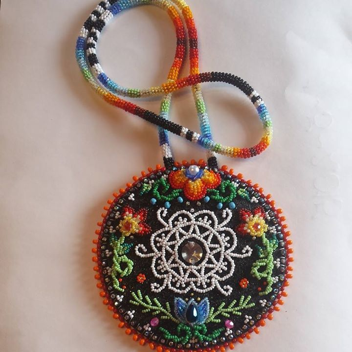 By *Raised Beads*