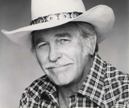 """Howard Keel in """"Dallas"""""""