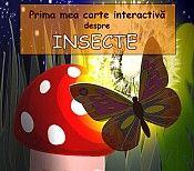 """REEA lansează la SIMFEST 2013 iBook-ul """"Prima mea carte interactivă despre insecte"""""""