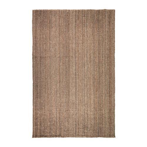 IKEA - LOHALS, Vloerkleed, glad geweven, 200x300 cm, , Jute is een slijtvast en recyclebaar materiaal met natuurlijke kleurvariaties.