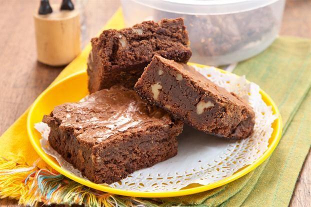 Brownies exprés - revistamaru.com