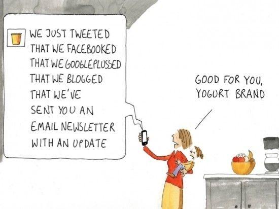 Fri Fun: Marketing Cartoons Tell the Truth - Tech Marketing ...