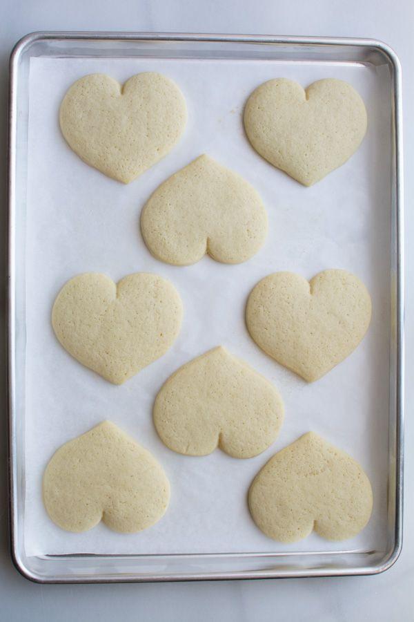 Sour Cream Sugar Cookies Recipe Sour Cream Sugar Cookies Sugar Cookies Sour Cream Cookies