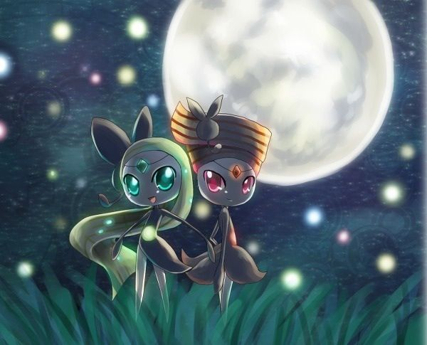62 best images about Meloetta on Pinterest | Archery, Cute ...