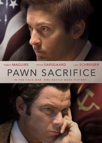 Pawn Sacrifice [DVD] [2014]