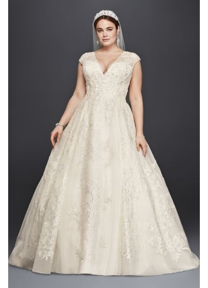 529 best Plus Size Wedding Dresses images on Pinterest Wedding