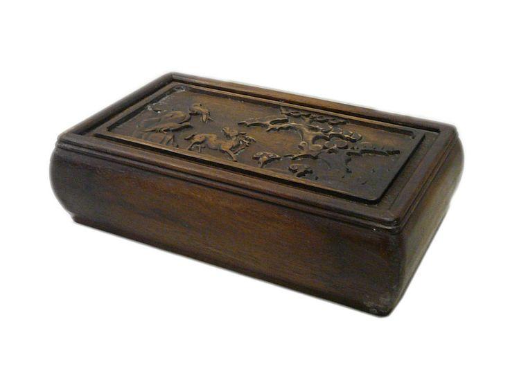 Chinese Huali Rosewood Handcrafted Storage Box cs696-14 #Handmade #Asian  650-522-9888 goldenlotusinc@yahoo.com #box #gift #shopping #holiday #Christmas #Homedecor