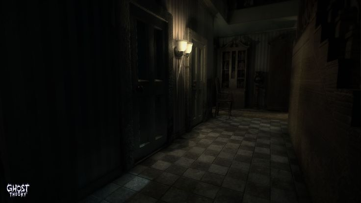 Investigate real haunted places in a first-person adventure horror game Ghost Theory -  www.ghost-theory.com