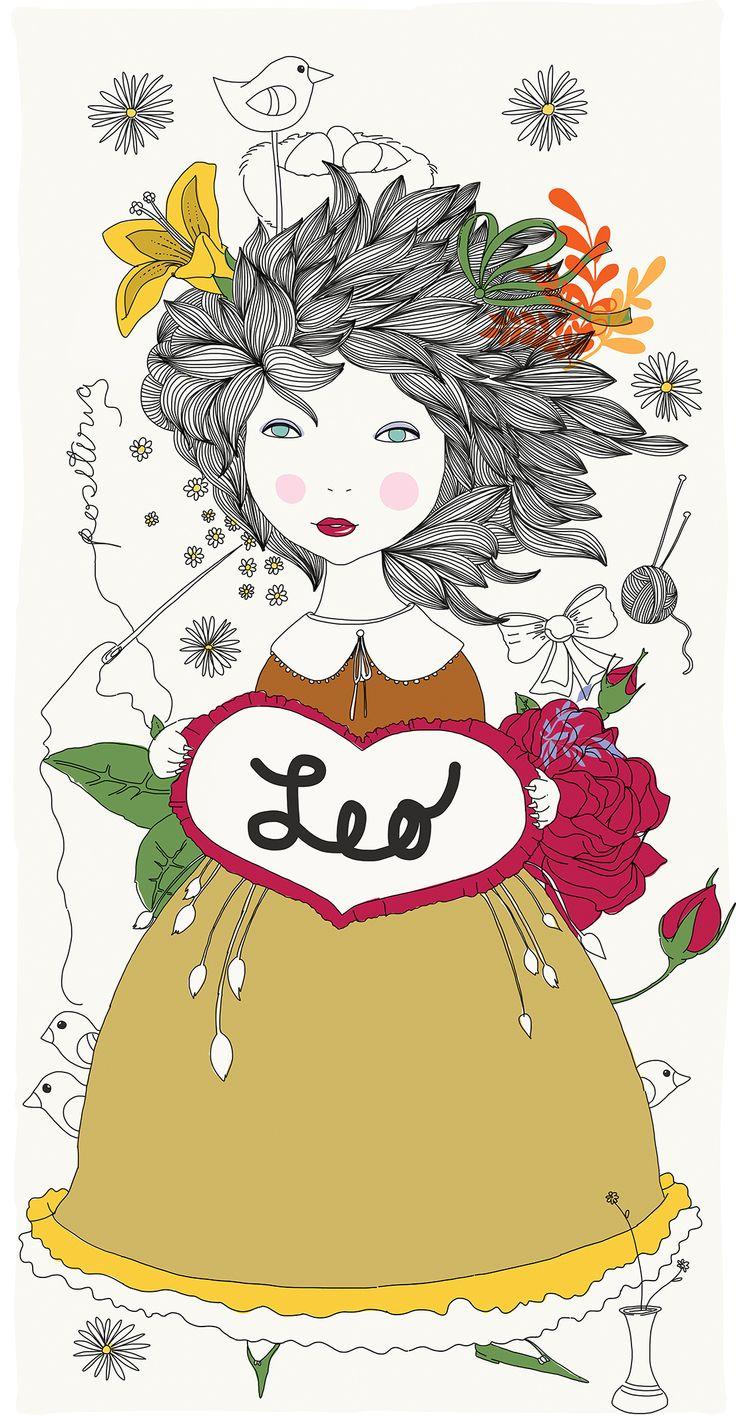 Leo por Jenny Silva para 15a20, México 2013