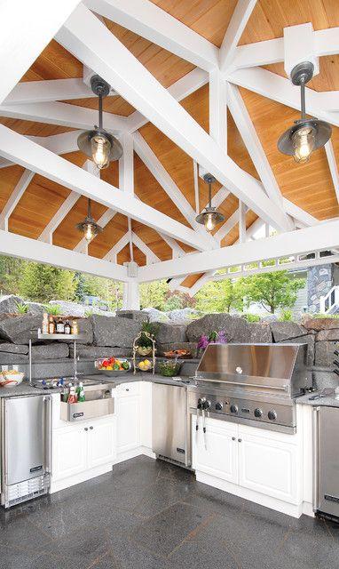 260 Best Outdoor Kitchen Design Ideas Images On Pinterest | Outdoor Kitchens,  Backyard Ideas And Outdoor Kitchen Design Part 63