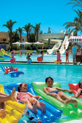 Royal Park, family all inclusive resort vacations in Kos; it's our job!