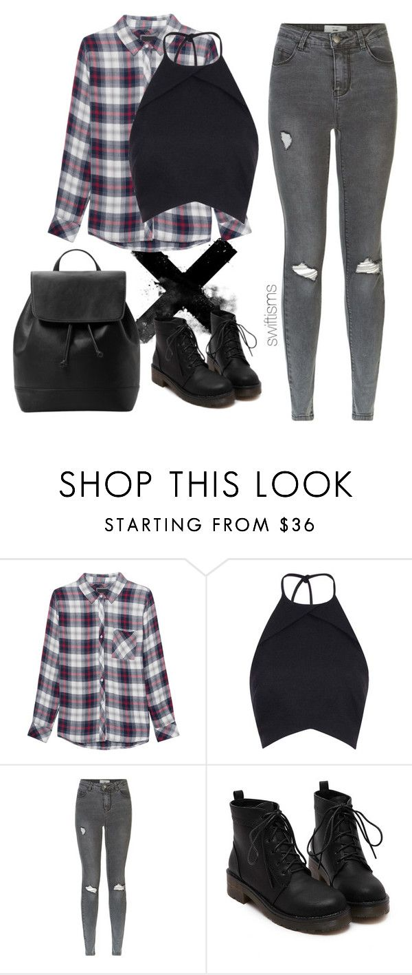 """""""✵ x ✵"""" by swiftisms ❤ liked on Polyvore featuring Rails, Rebson, MANGO, women's clothing, women's fashion, women, female, woman, misses and juniors"""