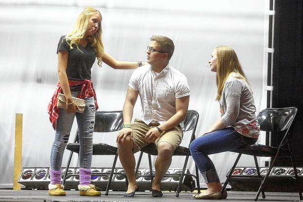 Canal Winchester High School thespians will transport audiences back in time when the curtain is raised on their musical, Merrily We Roll Along.