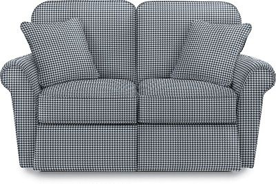 A different color for sure. But I love that it has double reclining. Jenna La-Z-Time® Full Reclining Loveseat by La-Z-Boy