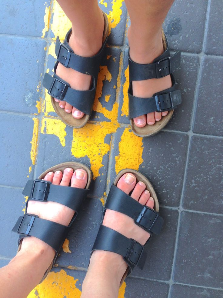 Go to Organicallyposh.com to find out why you should buy Birkenstocks!