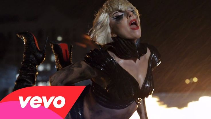 I'm gonna marry the night, I won't give up on my life, I'm a warrior queen Live passionately tonight Lady Gaga - Marry The Night (Official Video)