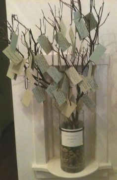 A Celebration of Life Idea, A Memory Tree, to Capture Memories | Next Gen Memorials