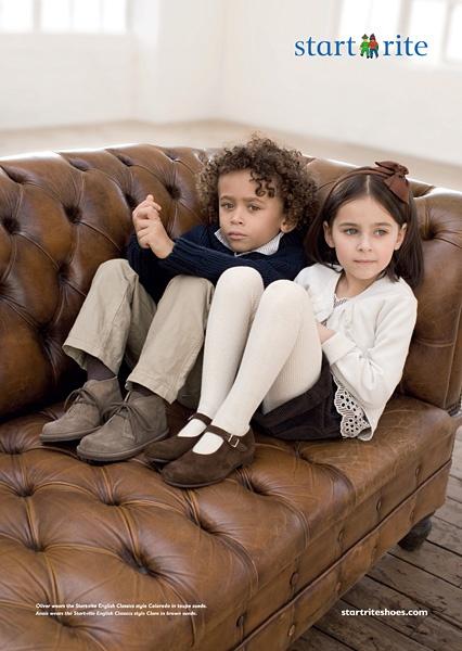 Startrite Children's shoe Campaign