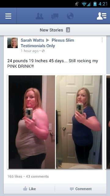 Plexus Slim Results !! Amazing!! get yours now! http://loldner.myplexusproducts.com/