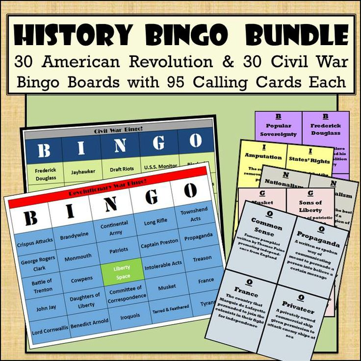 American history speed dating