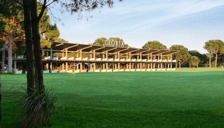 Gloria Golf Academy - Driving Range