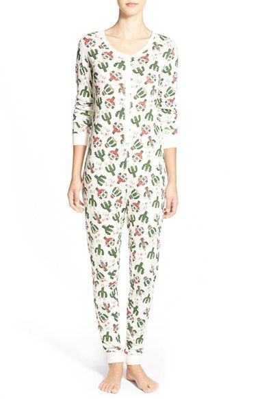 Free shipping and returns on BP. Undercover Holiday Thermal One-Piece Pajamas at Nordstrom.com. Wintry prints jazzupthermal-knit one-piece pajamasdesigned to make you sleep like a baby.