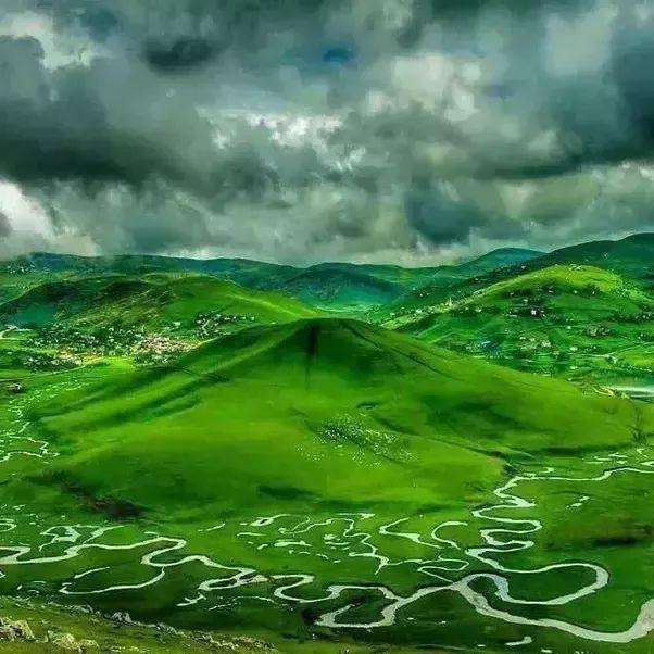 Aybastı highland, Perşembe, Ordu province, Turkey