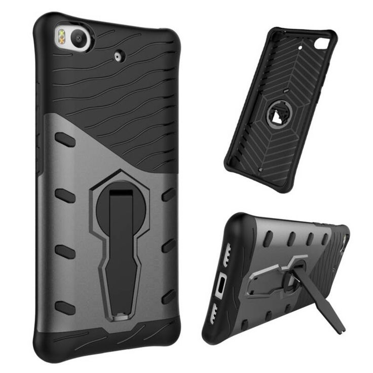 >> Click to Buy << For Xiaomi Mi 5S case Duty armor Hybrid Kickstand cover ShockProof shell for Xiaomi Mi 5 S cover with stand Rotat holder case #Affiliate