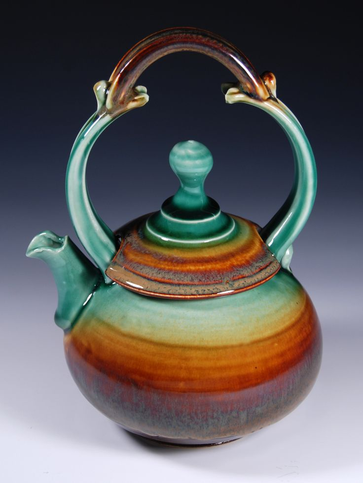 Teapots James Diem Ceramics Teapots Pinterest