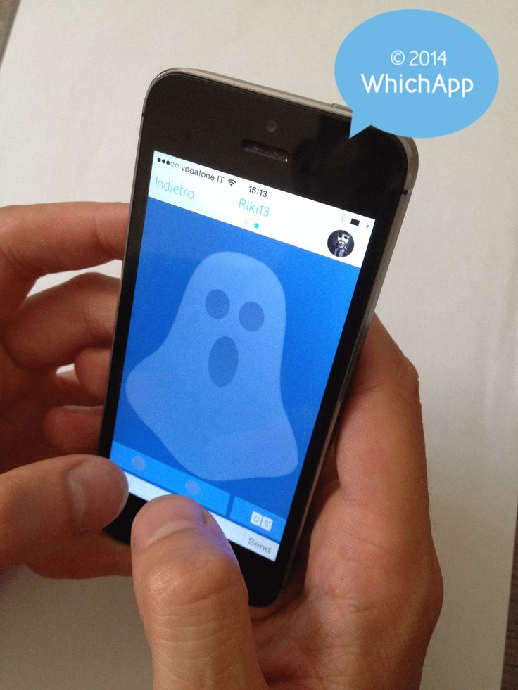 WhichApp is a new messaging platform. New approach: global, funny and secure. Chat with your friends in a totally safe way! - https://itunes.apple.com/it/app/whichapp/id907915673?mt=8