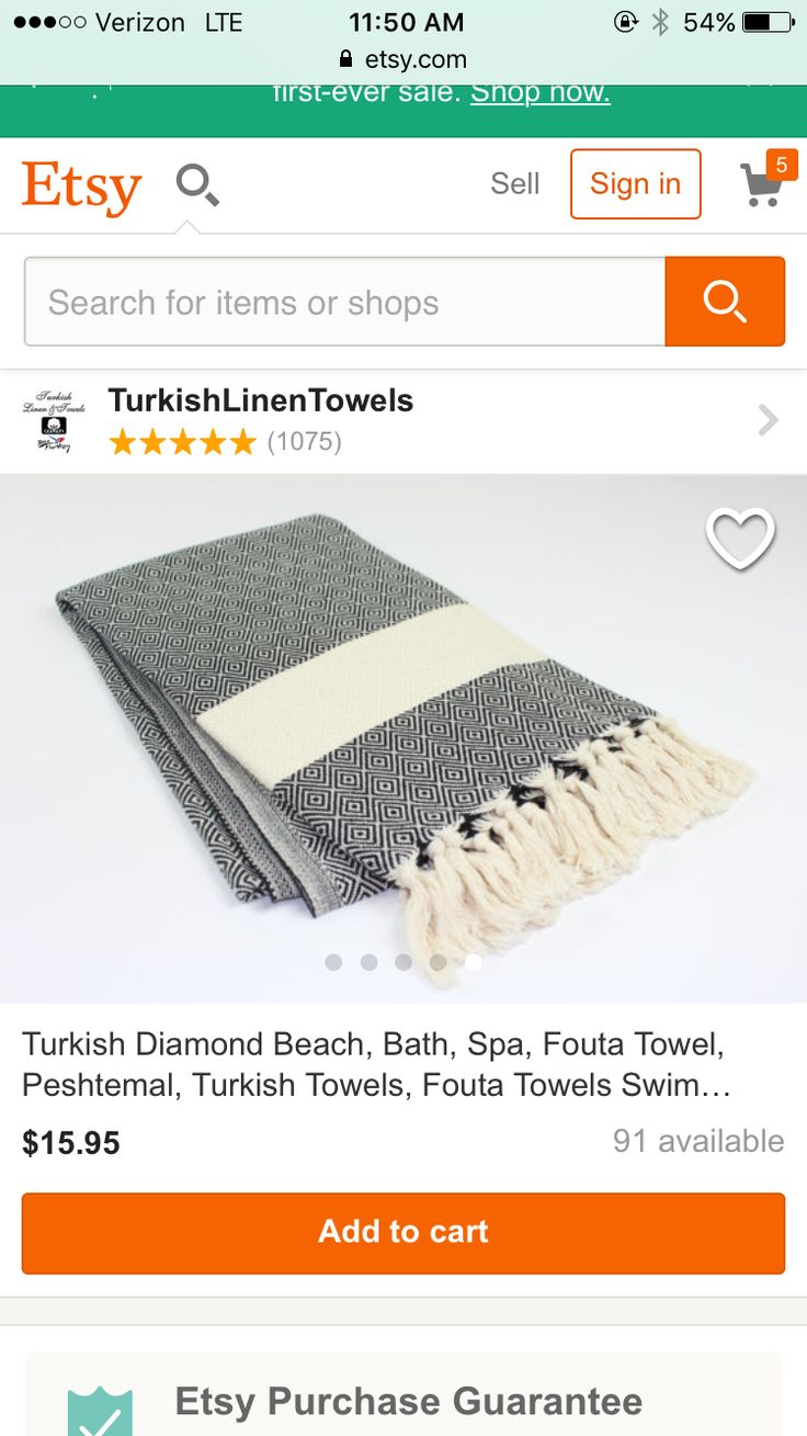 Turkish Beach Towel Etsy Store - Turkish Linen Towels  Color - gray