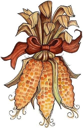 .Indian corn
