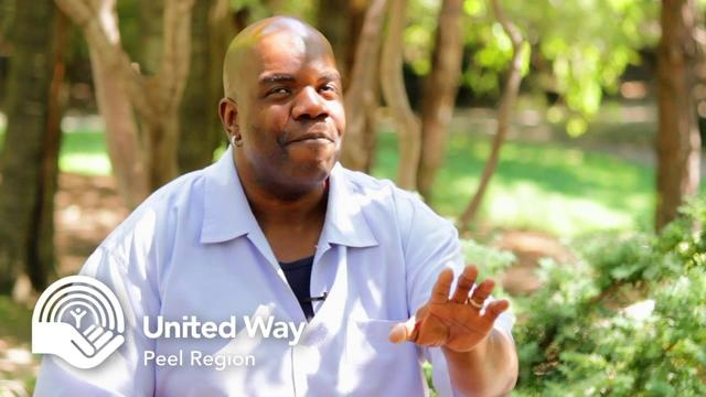 Audley's story by United Way of Peel Region. My story, I feel, is unique and different from other.