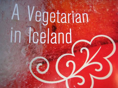 I want to spend more time in Iceland but the food situation has always scared me.  Maybe it is possible to be a vegan tourist here.