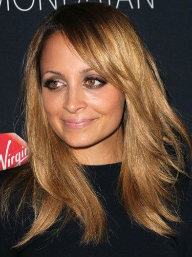 The Best Celeb Hairstyles For Every Length: Medium-length: Nicole Richie