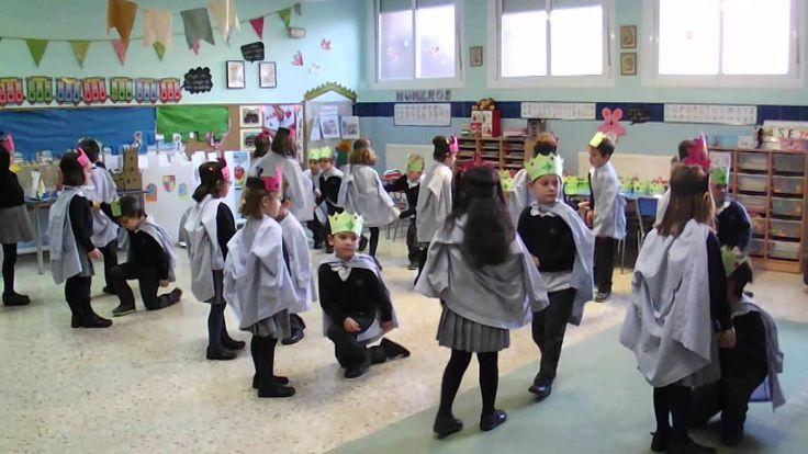 Baile medieval Ed. Infantil - AgustinasVa