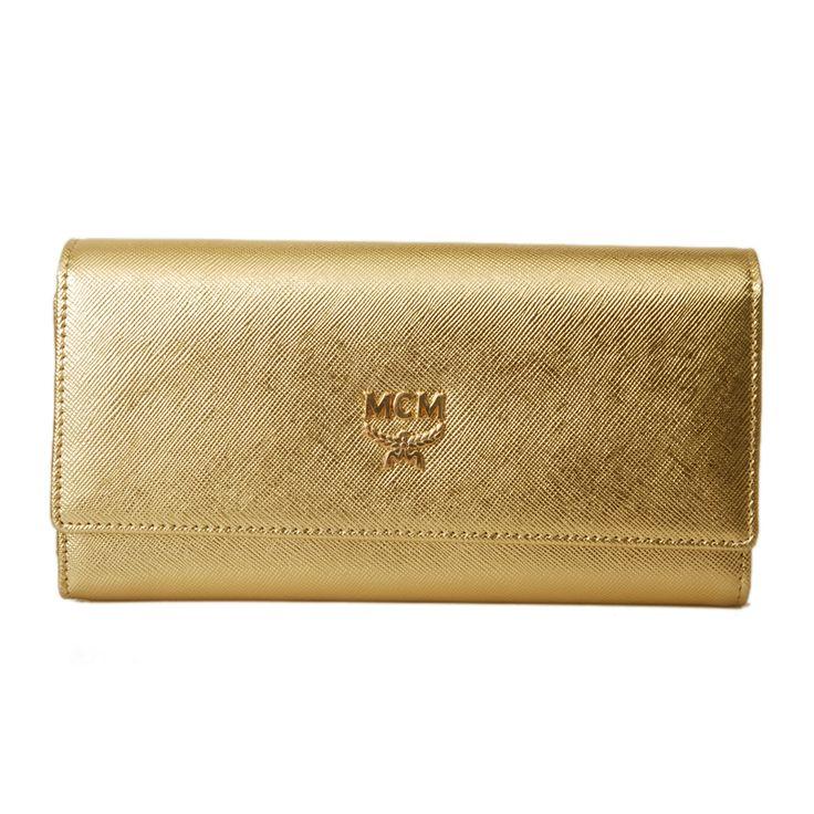 MCM Long Wallet Outlet Online - 0001