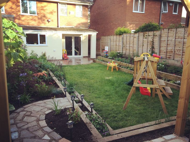 brilliant garden design children s play area by anya sparks o - Garden Design Child Friendly