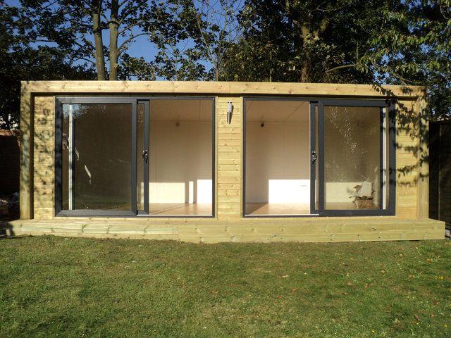 Pin de maria z en oficina taller pinterest inspiraci n for Casetas aluminio para terrazas