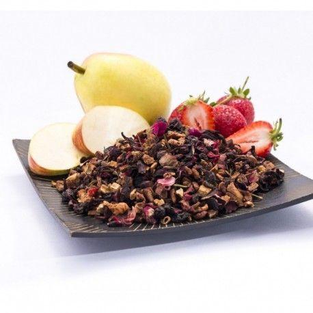 Ice Tea cu pepene roșu și mentă