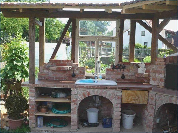 Outdoor Küche Mauern : 32 outdoor küche mauern gartentraum in 2019 garten küche