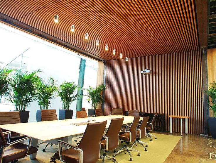 Your Wood Ceiling Experts For Custom, Suspended Wood Ceilings.