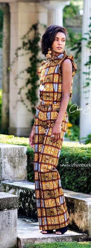 African Print Pants- The Jackson Trouser. Our newest outfitting obsession: The Maddie Trouser- Sleek, Chic with a straight leg. African fashion, Ankara, kitenge, African women dresses, African prints, African men's fashion, Nigerian style, Ghanaian fashion, fashion blogger (affiliate)