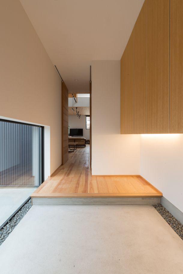 古材・木材を使用した木に包まれる家・間取り(愛知県清須市)   注文住宅なら建築設計事務所 フリーダムアーキテクツデザイン