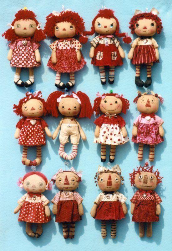 A Dozen Dollies