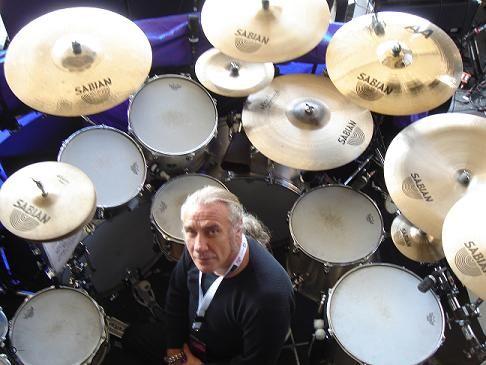 Bill Ward - Baterista original do Black Sabbath