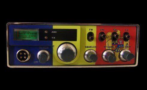 Mascherina stereo personalizzata