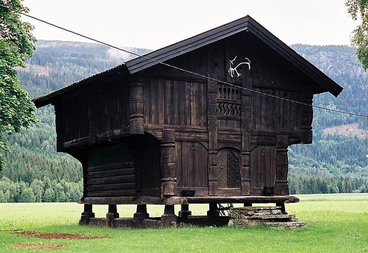 Vernacular architecture in Norway http://en.wikipedia.org/wiki/Vernacular_architecture_in_Norway