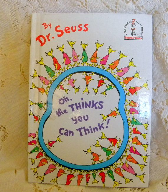 Dr Seuss Quotes Oh The Thinks You Can Think: 101 Best Dr. Seuss.....let's Turn Him Loose!! Images On